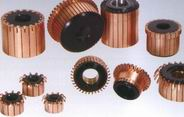 copper commutators for power tools, household application such as the Granding machines ,Drilling machines ,Hammers, Circular saws , Jig saws ,Electrical planers