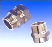 Copper fitting male coupling