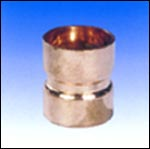 copper fitting Straight Coupling